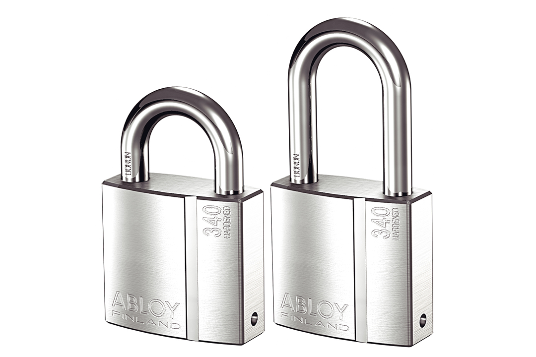 Abloy padlock