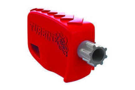 Turbine 8 Key RED