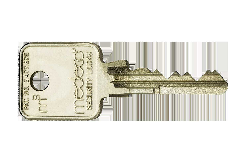 medeco m3 key