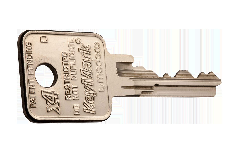Medeco X4 key