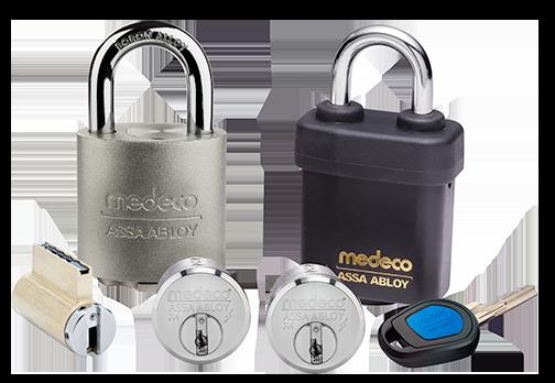 Medeco CLIQ locks